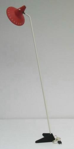 Anvia vloerlamp jaren 50