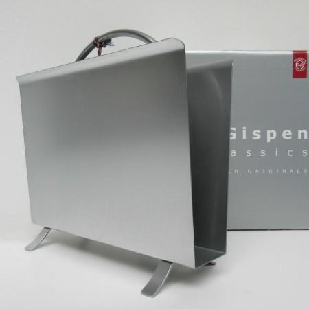 Gispen lectuurbak aluminium zilver