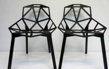 Chair One 2x Konstantin Grcic Magis
