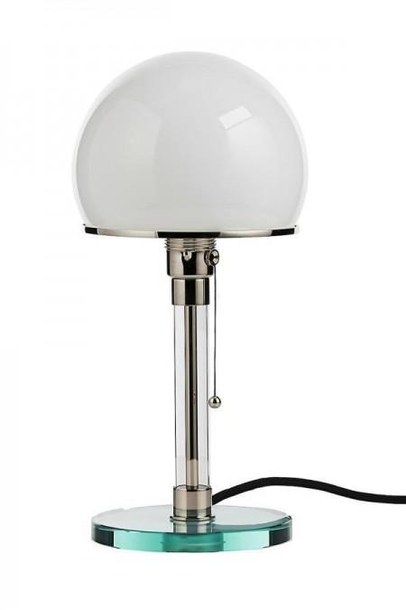 Bauhauslamp Wilhelm Wagenfeld Tecnolumen