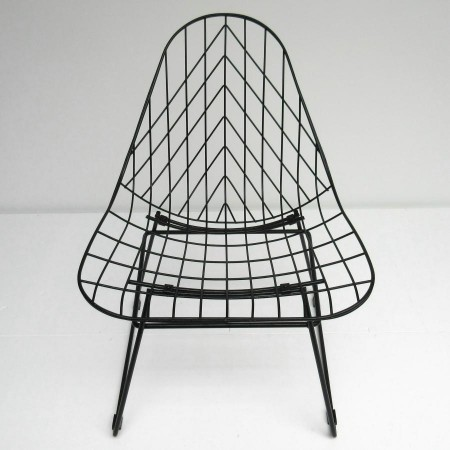 Cees Braakman wire chair Pastoe