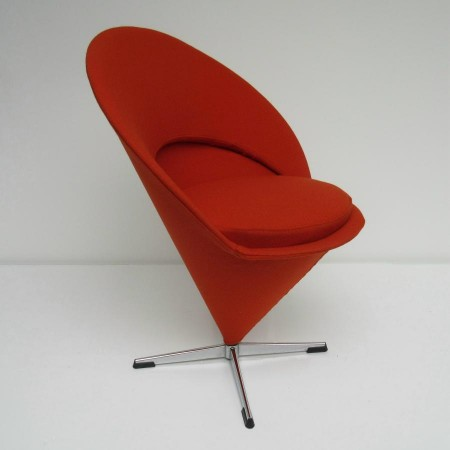 Cone Chair Verner Panton Fritz Hansen