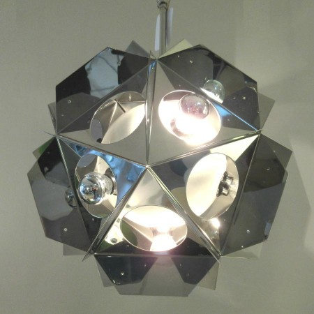 First Floor / Sputnik lamp Jolina Holland