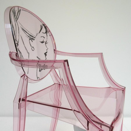 Barbie Louis Ghost Kartell