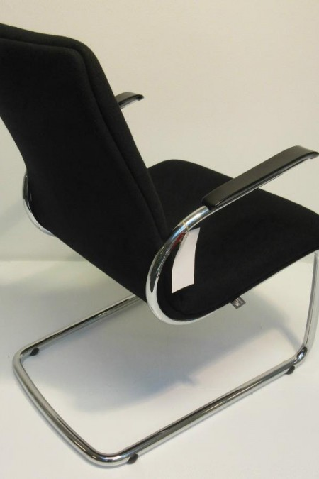 Buisslede Fauteuil / Dutch Design / model jaren 30