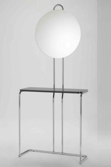 Bauhaus Spiegel met Console