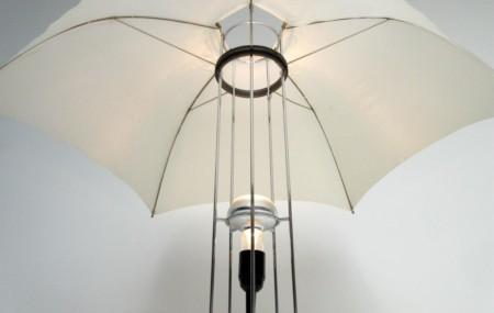 paraplu lamp Umbrella / Gijs Bakker Artimeta
