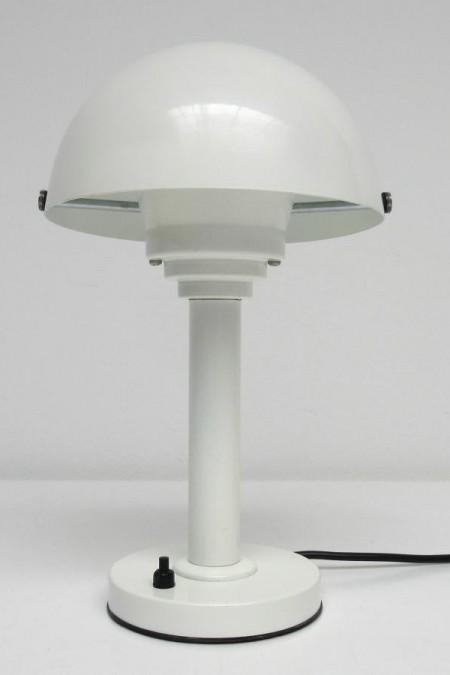 tafellamp naar ontwerp van Verner Panton