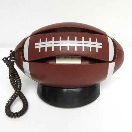 Rugby Ball telephone