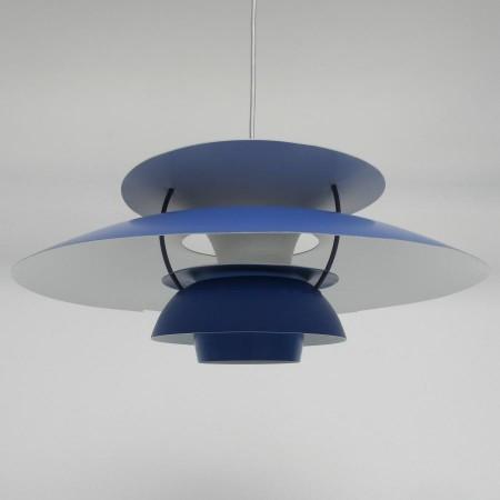 PH5 Louis Poulsen blauw