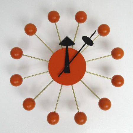 Ball Clock George Nelson Vitra