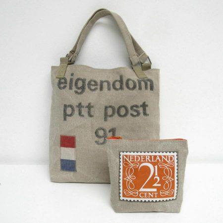 Tas PTT Post Boodschappentas