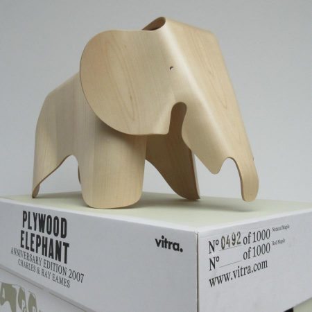 Eames Elephant Plywood / Anniversary edition