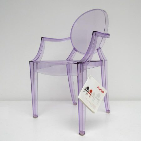 Lou Lou Ghost Philippe Starck Kartell