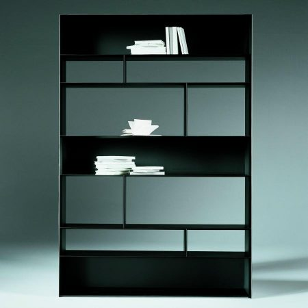 Lightpiece bookcase Flexform roomdivider