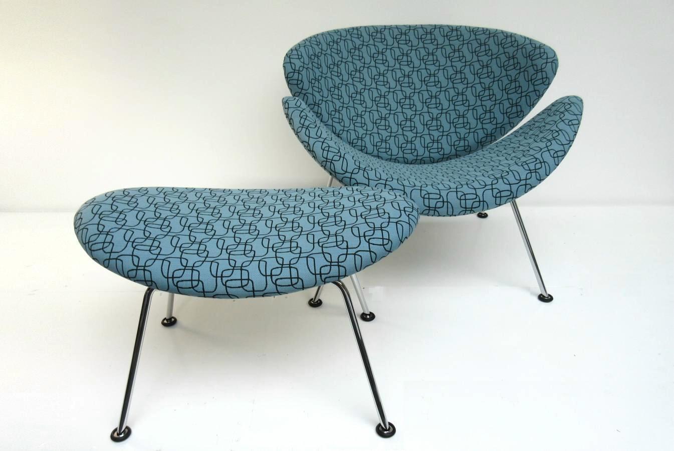 hello design classics orange slice voetenbank artifort. Black Bedroom Furniture Sets. Home Design Ideas