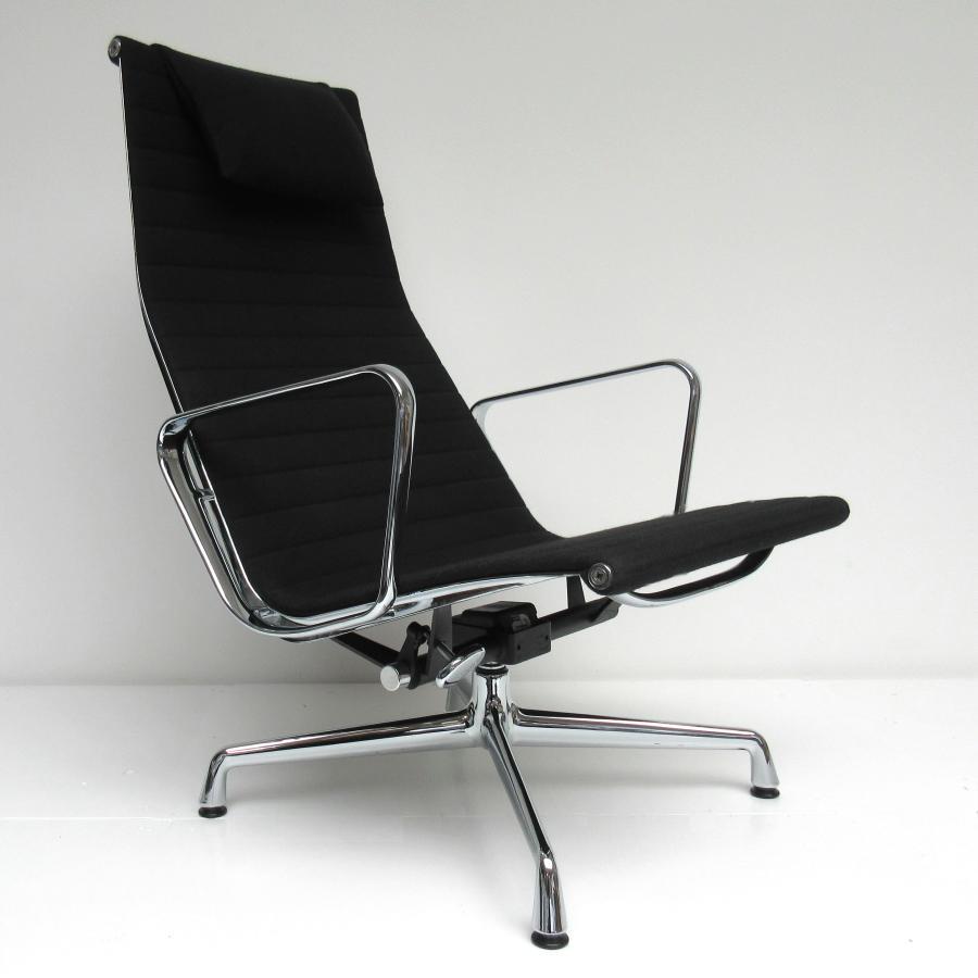 hello design classics ea124 eames fauteuil vitra hello design classics. Black Bedroom Furniture Sets. Home Design Ideas