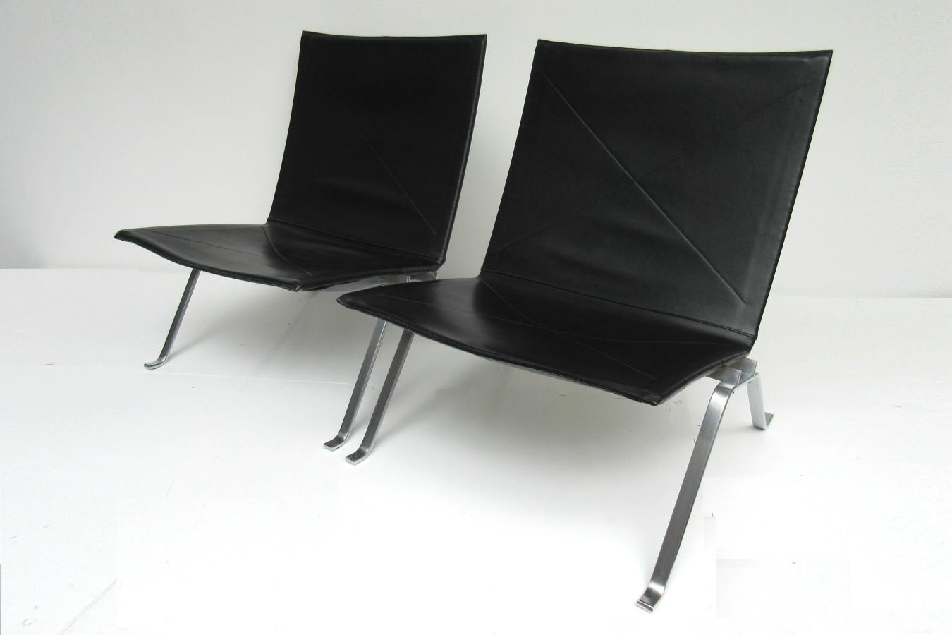 Hello Design Classics PK22 set van 2 Poul Kjaerholm Fritz Hansen Hello Design Classics
