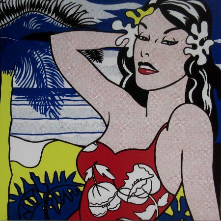 Roy Lichtenstein Aloha