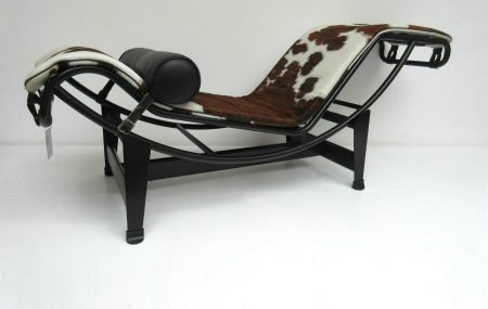 LC4 chaise longue Le Corbusier Cassina