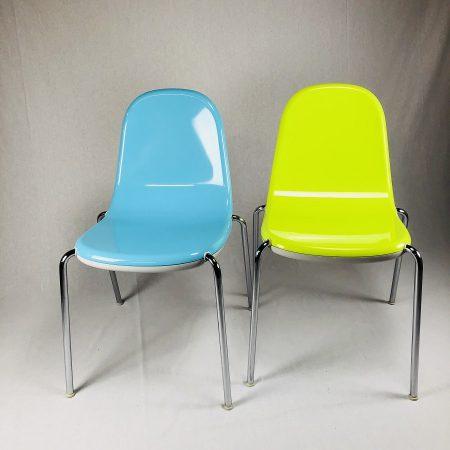Set Butterfly Chairs Magis Karim Rashid
