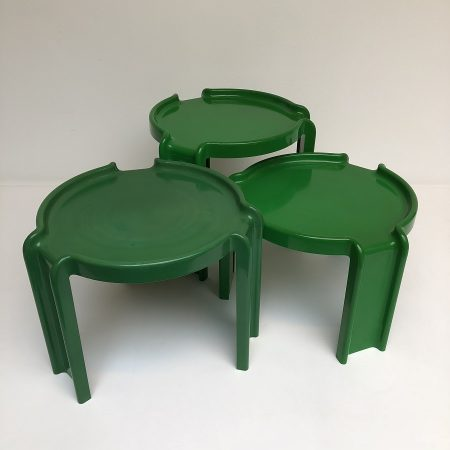 Nesting Tables Giotto Stoppino Kartell