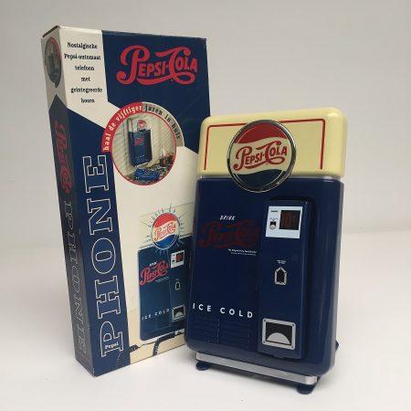 Nostalgische Pepsi cola automaat telefoon