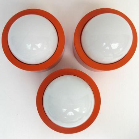 3x-oranje-plafondlamp-B-450x450
