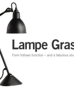 LAMPE GRAS NO.205 : DCW PARIJS 2