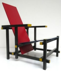 RED AND BLUE RIETVELD CASSINA 2