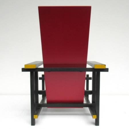 RED AND BLUE RIETVELD CASSINA 3