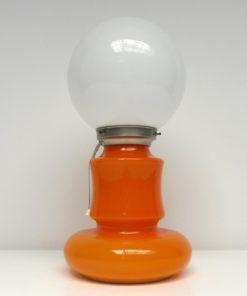 lamp-oranje-wit-B