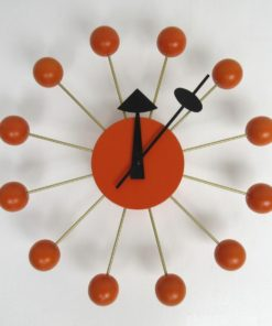 BALL CLOCK GEORGE NELSON VITRA-1