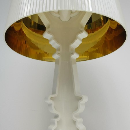 BOURGIE LAMP WIT GOUD KARTELL-3