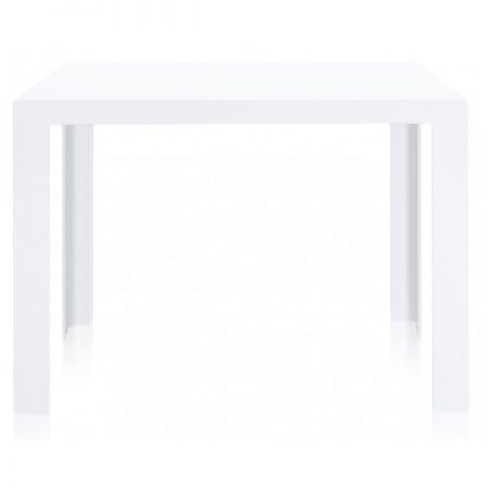 Kartell-Invisible-Table-White-B