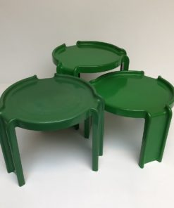 NESTING TABLES GIOTTO STOPPINO KARTELL -1