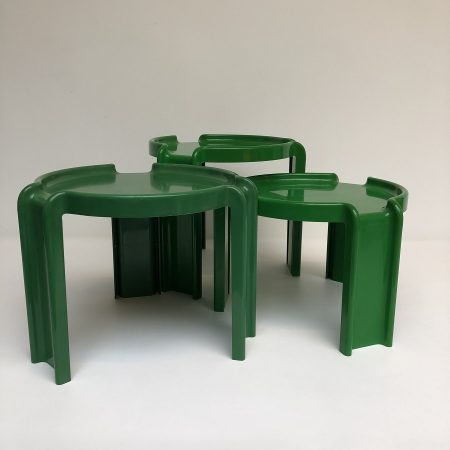 NESTING TABLES GIOTTO STOPPINO KARTELL -3