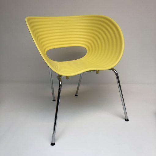 TomVac stoel Geel Vitra