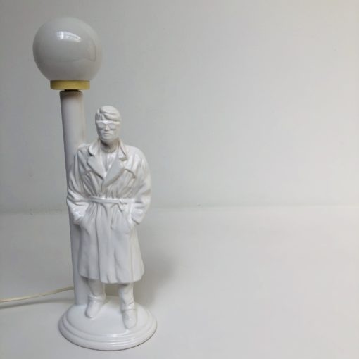 Vintage detective lamp