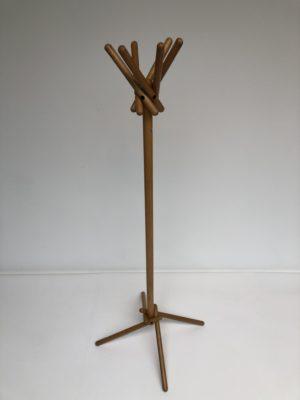 Coatrack serie Broomstick Vico Magistretti