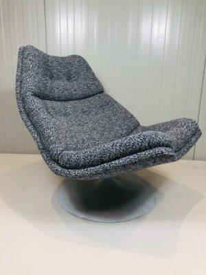 Artifort F511 Geoffrey Harcourt Lounge Chair
