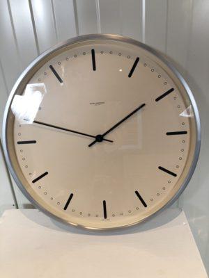 City Hall Clock Arne Jacobsen